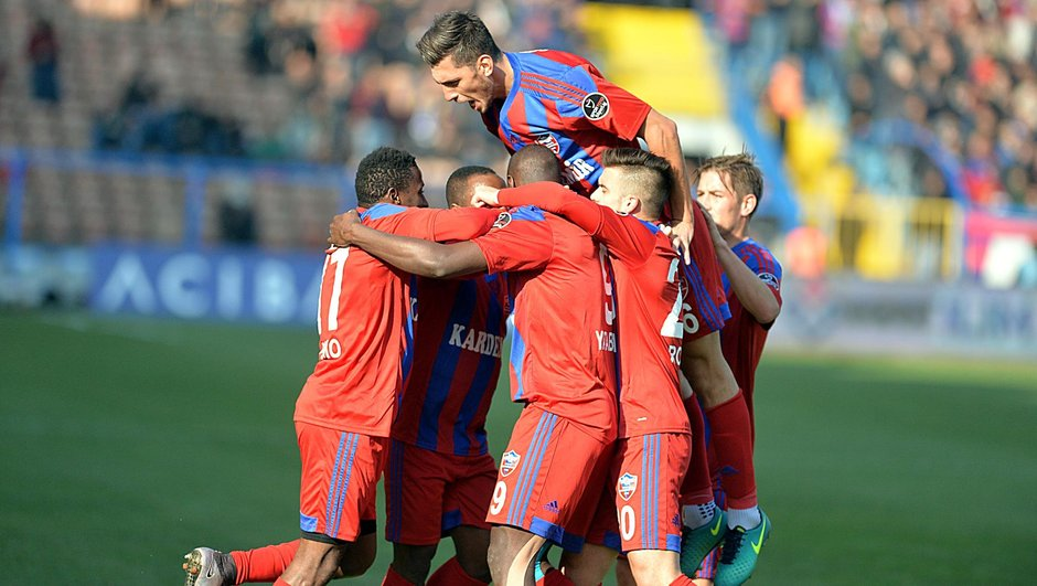 Kardemir Karabükspor: 2 - Gaziantepspor: 0