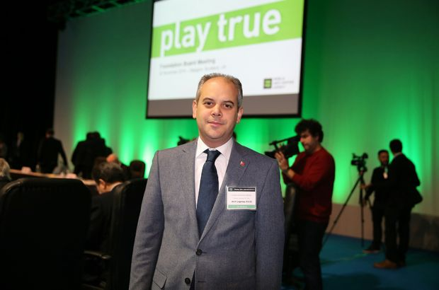 Tuğrulhan Erdemir Gençlik ve Spor Bakanı Akif Çağatay Kılıç