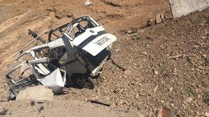 Şırnak'ta asker ziyaretine giden aileye saldırı: 1 ölü, 1 yaralı