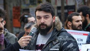 Beyoğlu'nda 'kapatılan mekan' protestosu