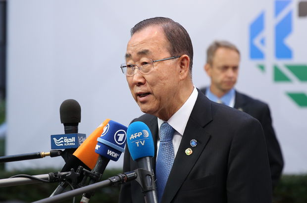 BM Genel Sekreteri Ban, Castro için taziye mesajı yayımladı