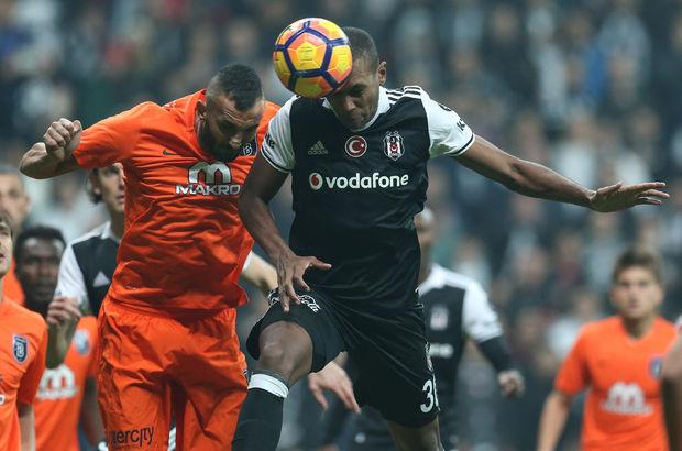 Beşiktaş - Başakşehir maç özeti