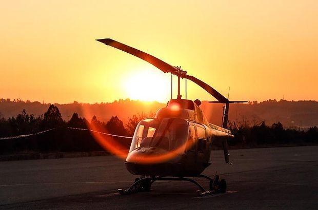 Yerli helikopter Balıkesir