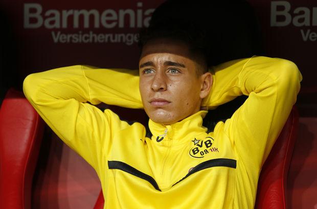 Emre Mor Marc Overmars Borussia Dortmund Ajax