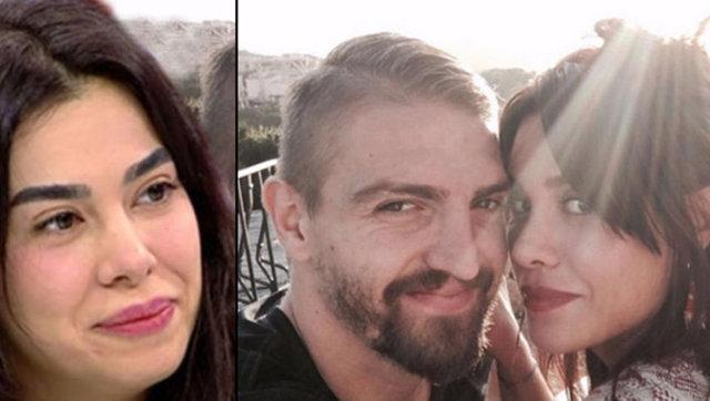 Asena Atalay'dan Caner Erkin'e dövmeli mesaj