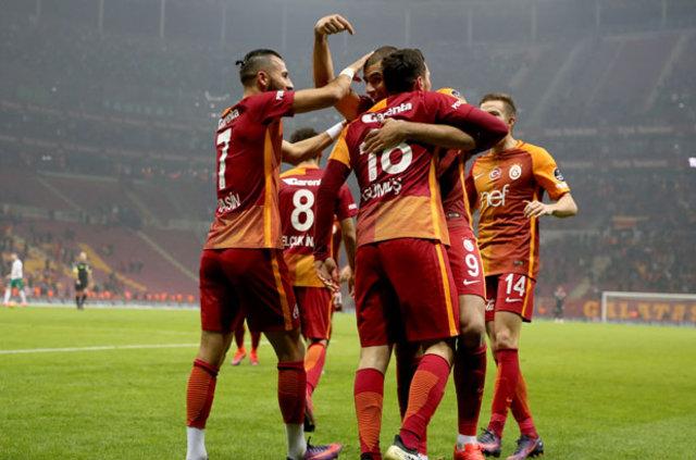 Galatasaray'dan Ocak bombası!