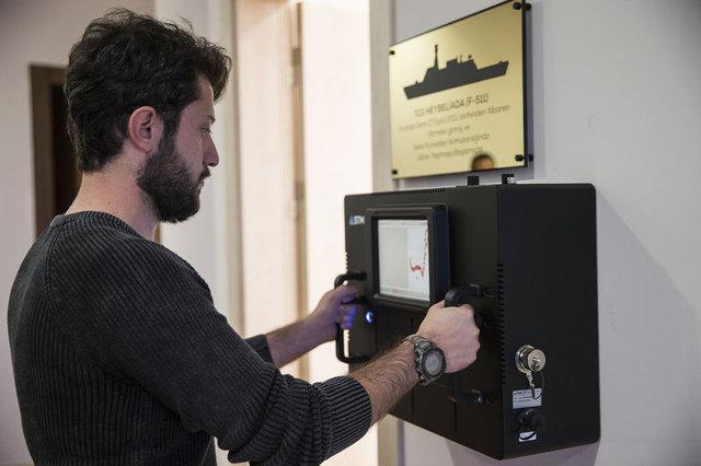 STM mühendisleri duvar arkasında canlı varlığına ilişkin bilgi veren radarı yerli olarak üretti