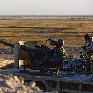 DEAŞ'a ağır darbe: 19 militan öldü