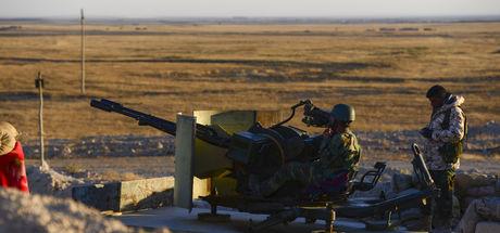 Musul'da DEAŞ'a ağır darbe: 19 militan öldü