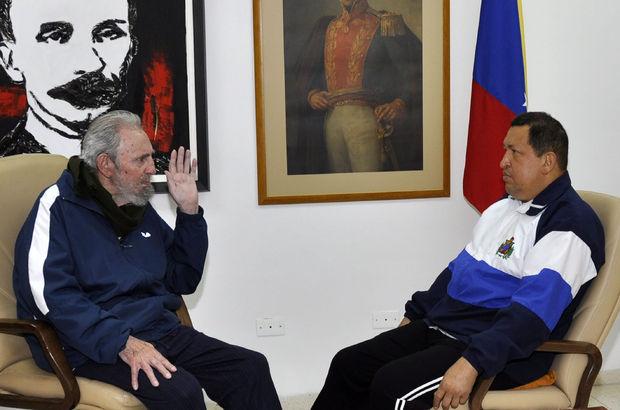 Venezuela Fidel Castro