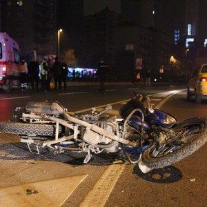 Şişli'de feci kaza: 1 ölü