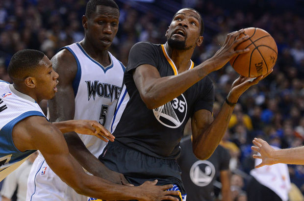 Warriors ve Spurs