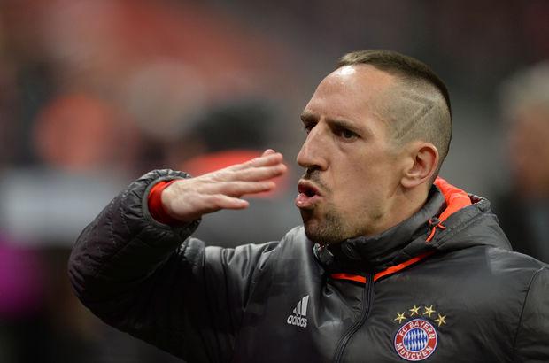 Franck Ribery Bayern Münih