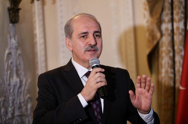 Başbakan Yardımcısı Kurtulmuş'tan vize serbestisi açıklaması