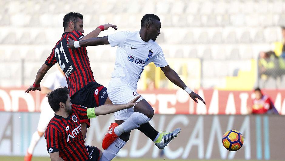 Gençlerbirliği - Trabzonspor