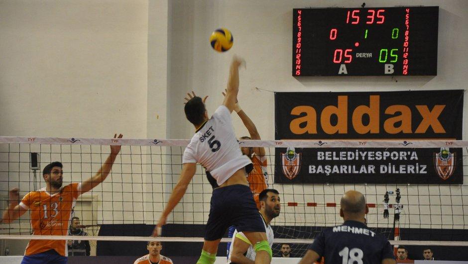 İnegöl Belediyespor: 2 - Fenerbahçe: 3