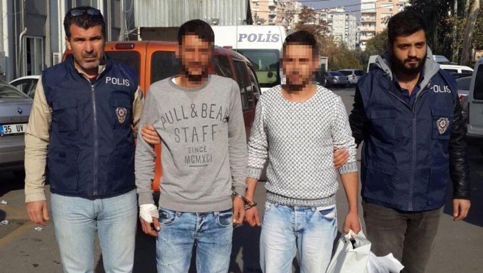 İzmir Buca yol verme kavgası