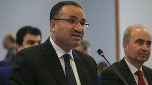 Bekir Bozdağ: AB, Türkiye'ye ayar veremez