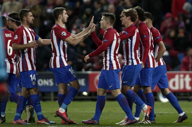 Osasuna: 0 - Atletico Madrid: 3