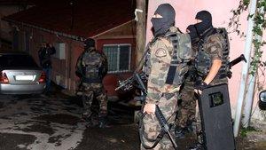 İstanbul'da terör örgütü DEAŞ'a operasyon: 9 gözaltı