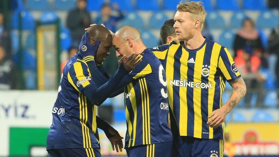 Simon Kjaer Fenerbahçe