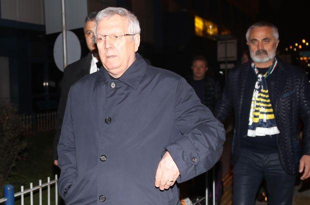 Aziz Yıldırım Dick Advocaat Fenerbahçe Rize