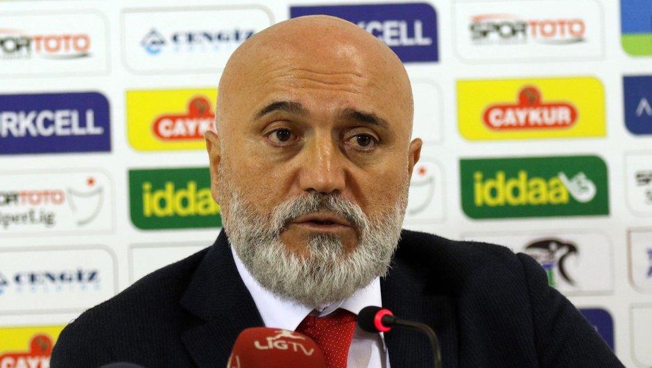 Hikmet Karaman Çaykur Rizespor Fenerbahçe