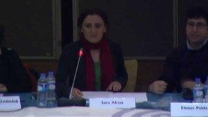 KCK'nın üst düzey sorumlusu Sara Aktaş yakalandı