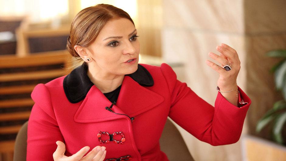 KADEM Başkanı Sare Aydın Yılmaz Kübra Par