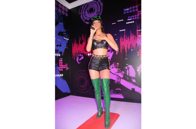 """""""Madame Tussauds İstanbul"""" ziyarete açıldı"""