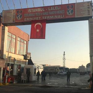 EMNİYETSİZ 'EMNİYET TERMİNALİ'