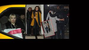 Seçkin Piriler, Hande Subaşı, Alp Özcan ve Rafet El Roman yeni sevgilileriyle yakalandı