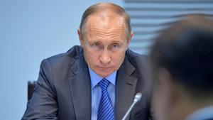 Putin: Teröristlerle oynarsanız yenilirsiniz
