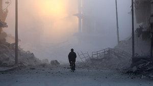 Suriye ordusu doğu Halep'te kritik bölgeyi ele geçirdi