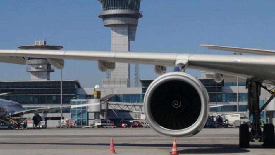 THY uçağı