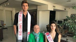 'Best Model of the World' adayları İstanbul'da kampta