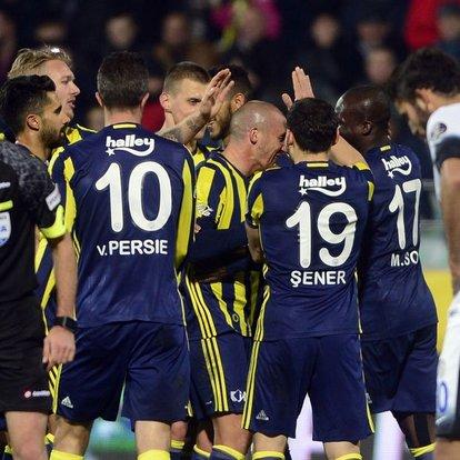 Fenerbahçe: 5- Çaykur Rizespor: 1 maç yorumu