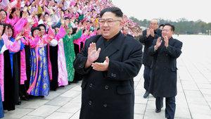 Kuzey Kore'de Castro için yas!