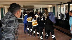 Tunceli'de PKK'lı teröristle çatışma