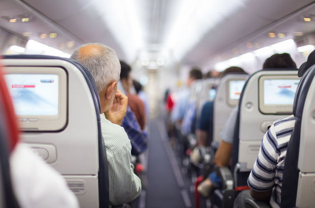 Uçakta enfeksiyon