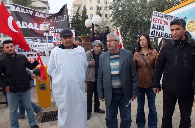 Celal Kılıçdaroğlu'nun FETÖ yürüyüşü sona erdi