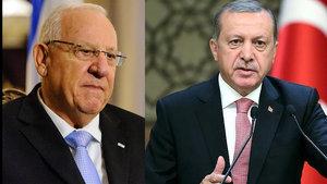 Erdoğan'la Rivlin'in görüşmesinde 'ezan yasağı' gündeme geldi