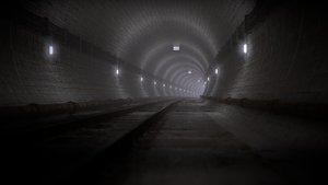 Avrupa'nın en uzun tüneli inşa ediliyor