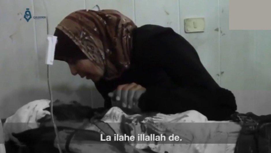 Suriyeli anne
