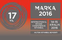 MARKA Konferansı, 14-15 Aralık'ta kapılarını açacak