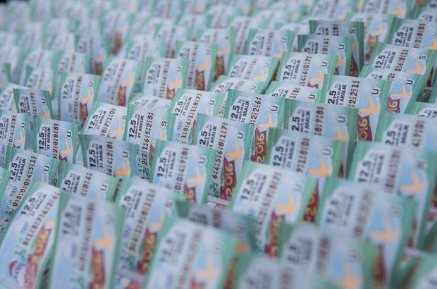 Milli Piyango yılbaşı özel çekiliş biletleri
