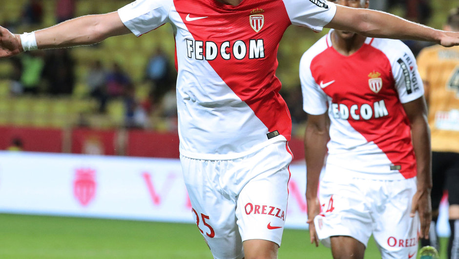 Kamil Glik Monaco Juventus Torino