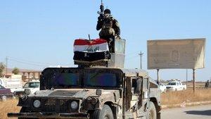 Irak ordusundan DEAŞ'a darbe