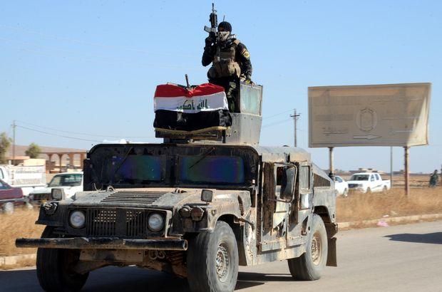 DEAŞ Irak Musul