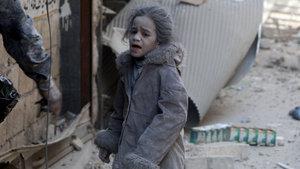 """Halep'te doğu mahalleleri """"tamamen afet bölgesi"""" ilan edildi"""